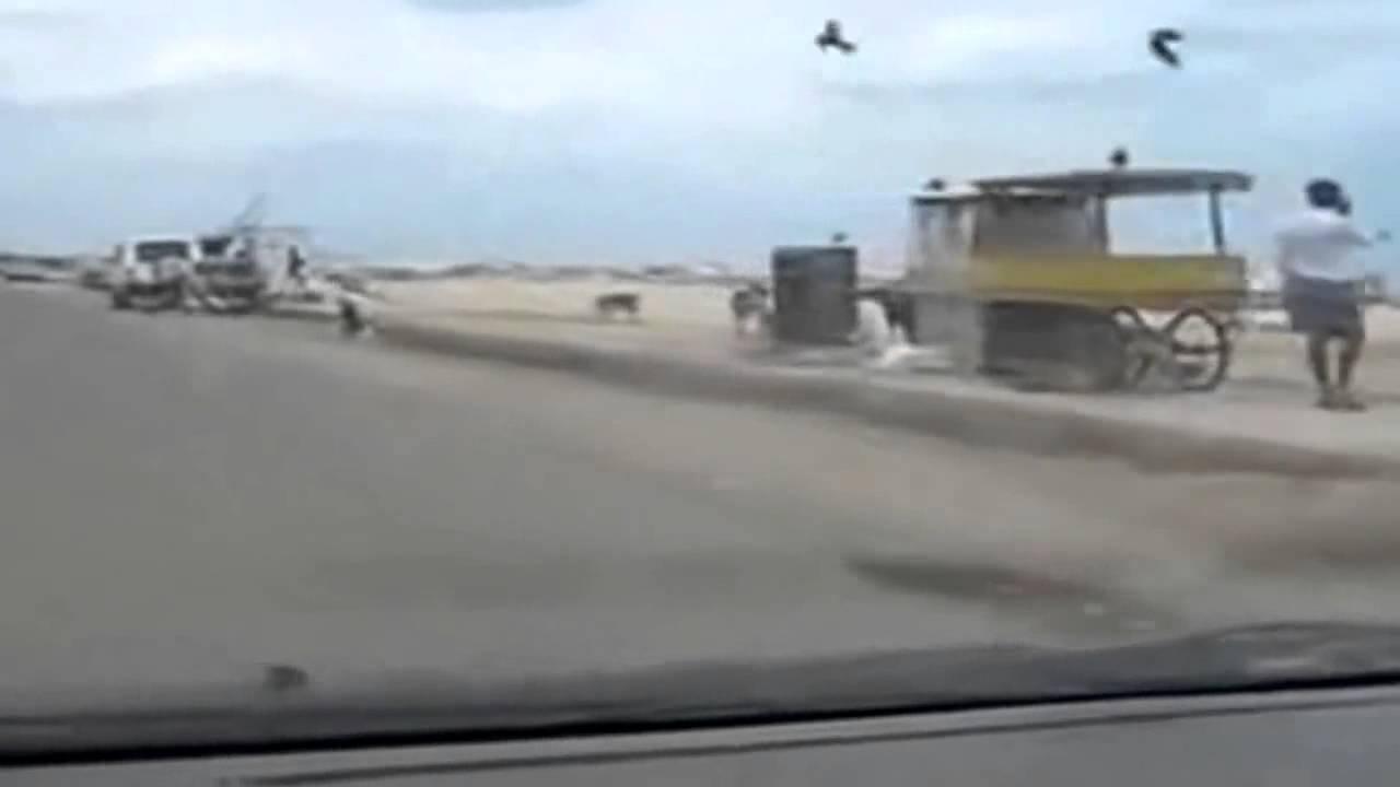 Tsunami in Chennai Marina Sea Beach in India 2004 - YouTube