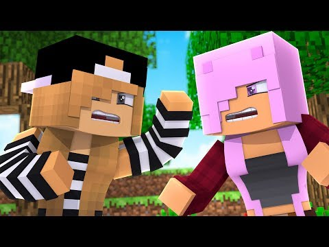 KATIE vs BETH! WHAT!? - Parkside University EP26 - Minecraft Roleplay