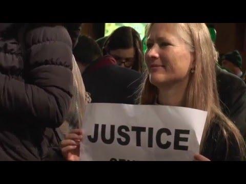 Climate Activists at COP21