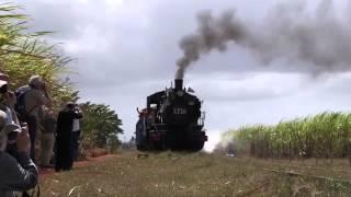 Cuba Railfan Adventure - Cuba Sugar Mills Part 1
