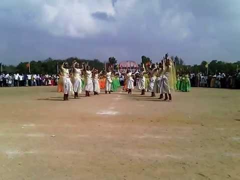 SRK Bhel Ranipet School Dance RPD - 2015