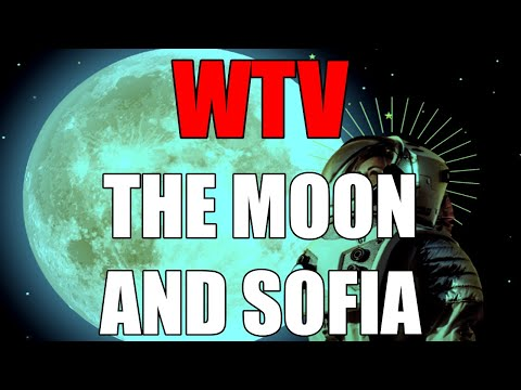 What You Need To Know About The MOON And SOFIA