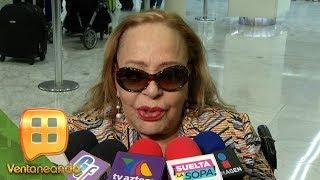 ¿Silvia Pinal enojada porque en la serie de La Guzmán hablan de Viridiana, su hija fallecida?