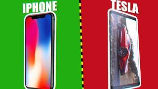 TESLA СДЕЛАЛА... Блин, опять Копию iPhone X