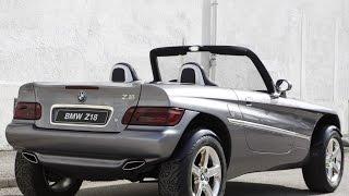 BMW Z18 Concept Videos