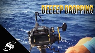 How to Deep Drop for Snowy's, Barrel Fish, Etc... Day 2 Mustad Camp