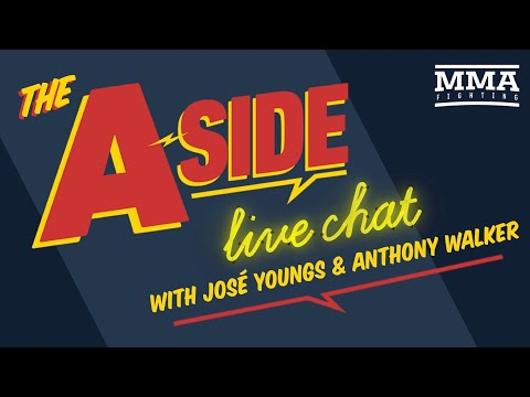 The A-Side Live Chat: UFC Sao Paulo Fallout, UFC Bantamweight Division, MMA Rulesets, More