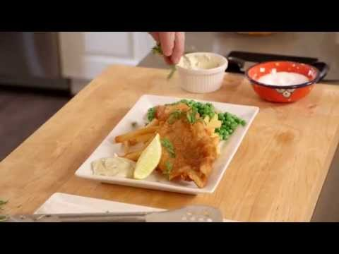 October Recipe - Haddock And Chips: The Secret To The Perfect Scottish Ale Batter