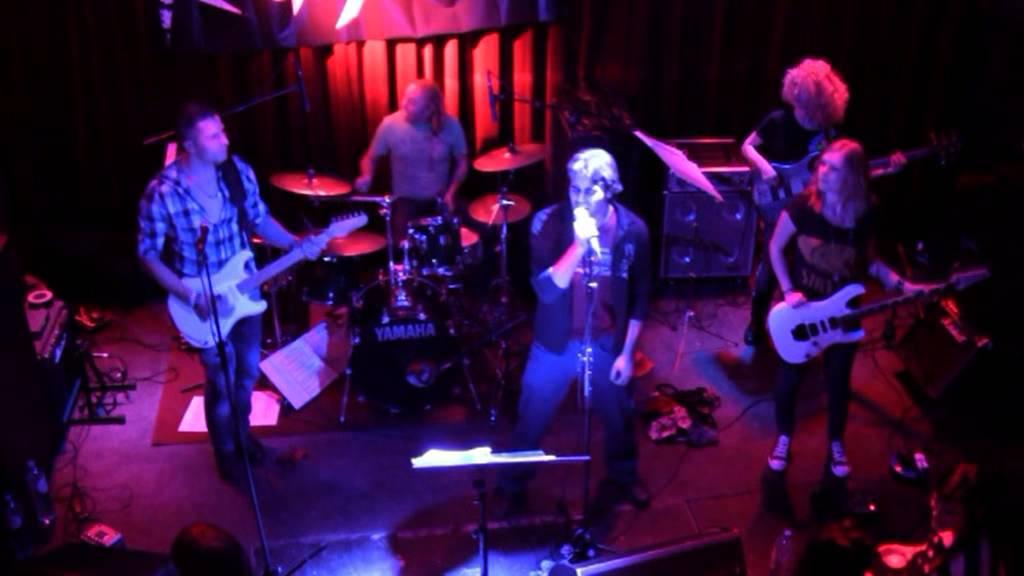 rockaoke stairway to heaven utrecht 15 december 2012 deel 3/7 - youtube