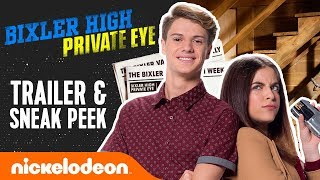 "Official Trailer & Sneak Peek: Bixler High Private Eye ft. Jace Norman & ""Baby Ariel"" Martin 