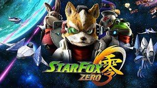 Starfox Zero | Maraton #StarFox25