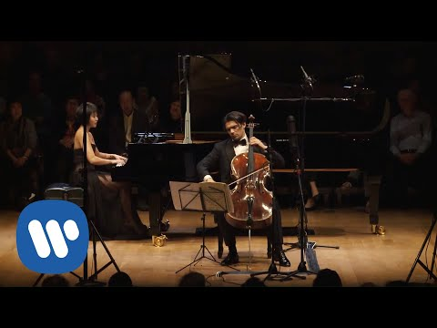 Gautier Capuçon And Yuja Wang Perform Le Grand Tango (Piazzolla)