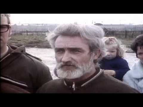 1971, Internees released from Magilligan Camp