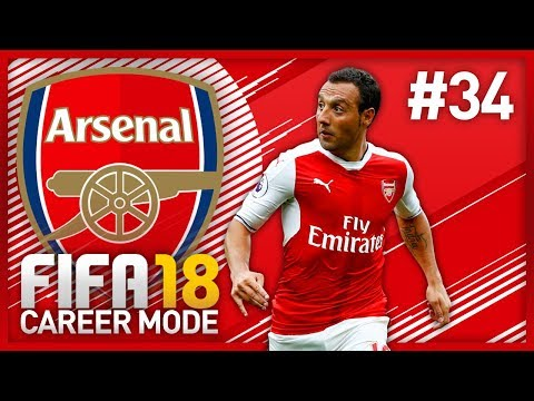 CL SEMI-FINALS! FIFA 18 ARSENAL CAREER MODE - EPISODE #34
