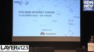 Concluding remarks @ SDN NFV World Congress 2018 by Richard Li Renwei, Vice Chair, ETSI NGP ISG thumbnail