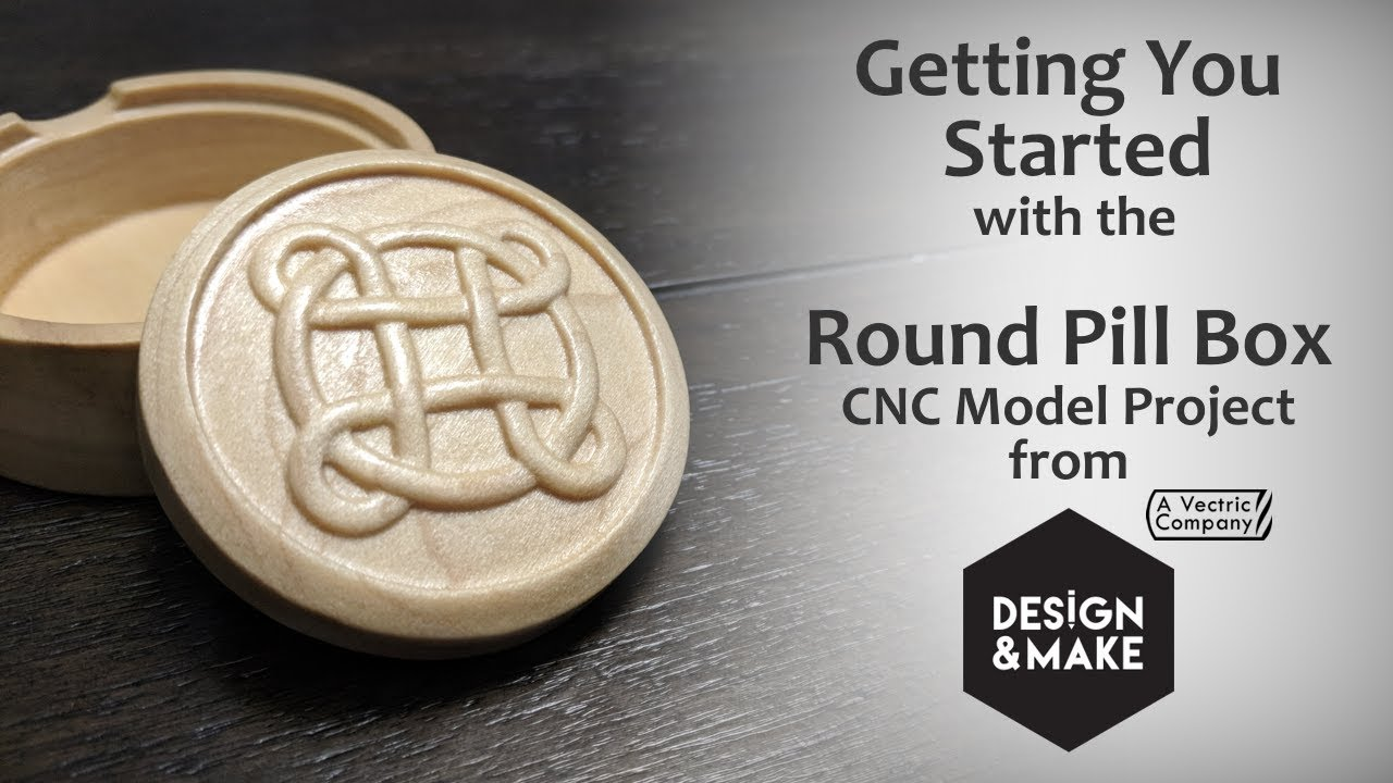 Design & Make - CNC Clipart Models