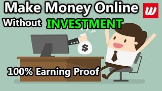 How To Earn Money Online Without Investment - Wooplr