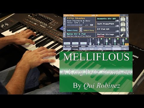 Free Electric Piano Sound set V 2 1 - Korg Pa4x - YouTube