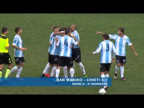 San Marino - Chieti 3-1