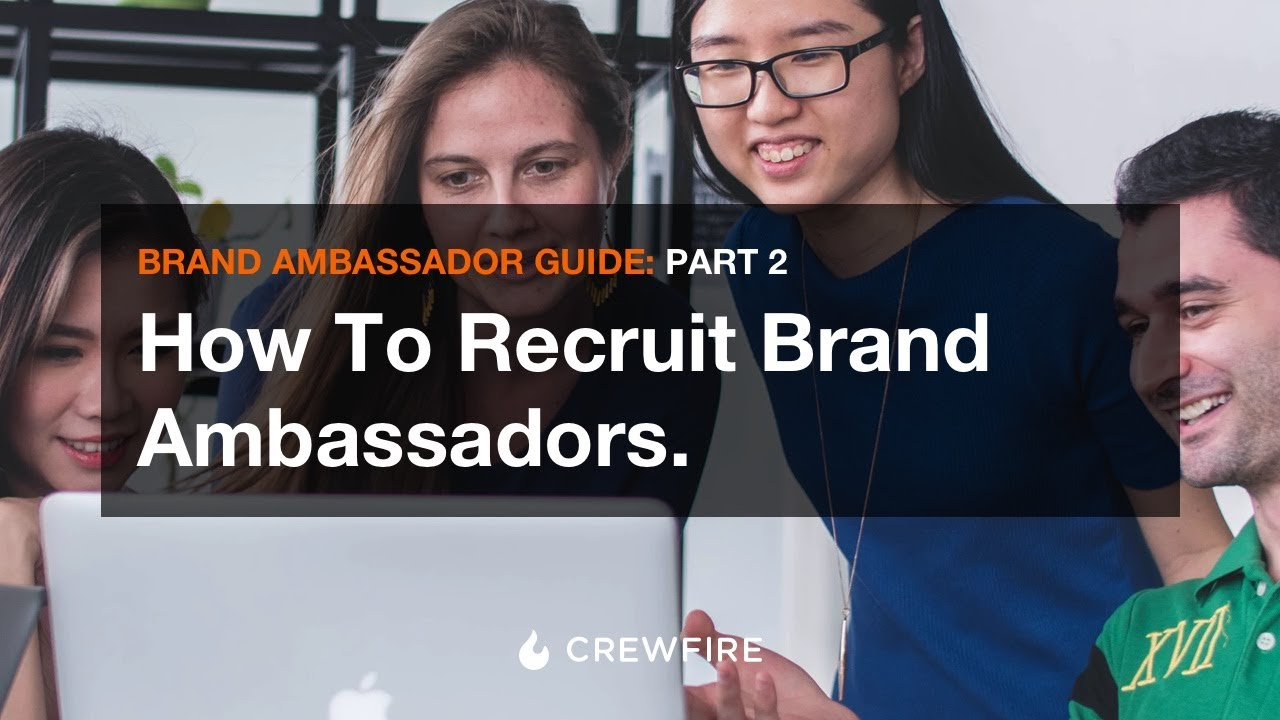 how to recruit brand ambassadors and street team members how to recruit brand ambassadors and street team members