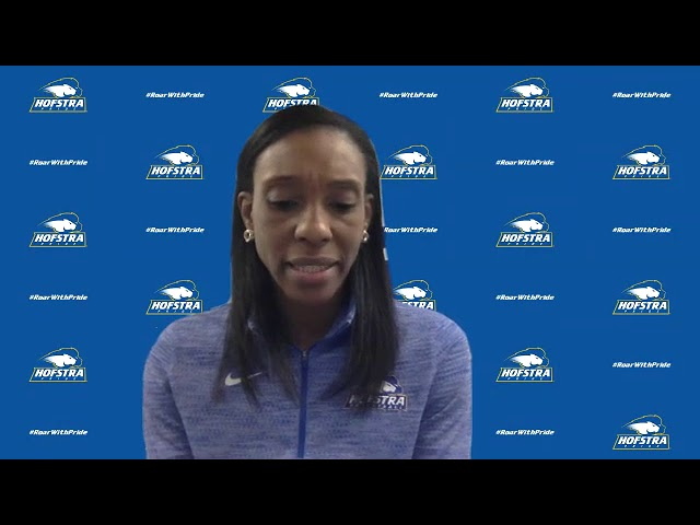 Hofstra vs. Delaware Postgame Press Conference (1/16/21)