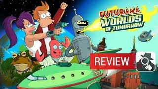 FUTURAMA: WORLDS OF TOMORROW | AppSpy Review