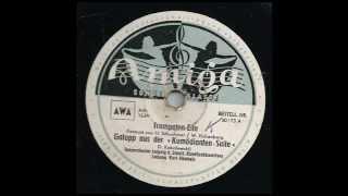 Galopp Aus Der Komödianten Suite - Kurt Henkels - Amiga 50/73