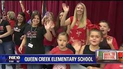 Back to school: Queen Creek Elementary School