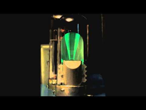 Индикатор 6Е1П на ламповом