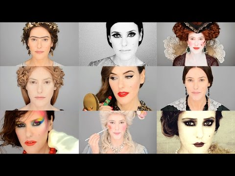 Best and Worst Makeup Moments in History #FacePaintBook