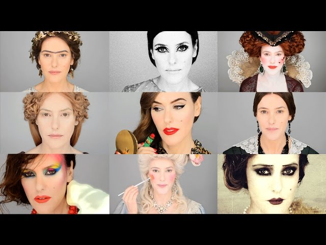 18 beauty vloggers that will vastly improve your makeup game lisa is a professionally trained make up artist and is currently the global creative solutioingenieria Images