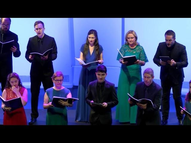 Cantate Domino, J.Elberdin.Coro de la Universidad Carlos III de Madrid.Dir.: Nuria Fernández Herranz