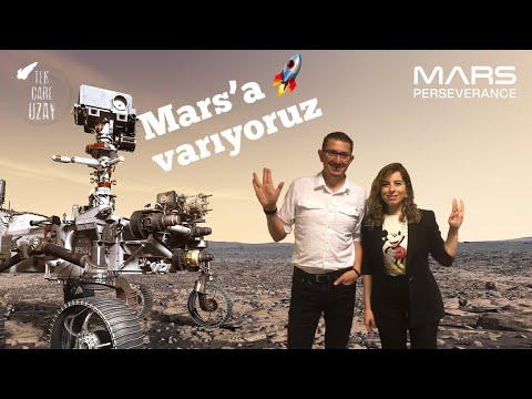Mars2020 Perseverance Mars'a vardı. Merak ettiğiniz her şey... | B068