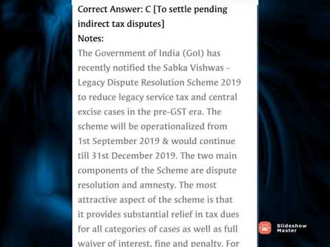 Quiz No 9  Top Current Affairs Questions with Answers of August 2019