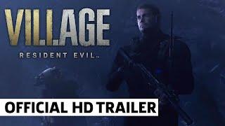 Resident Evil Village   Launch Trailer