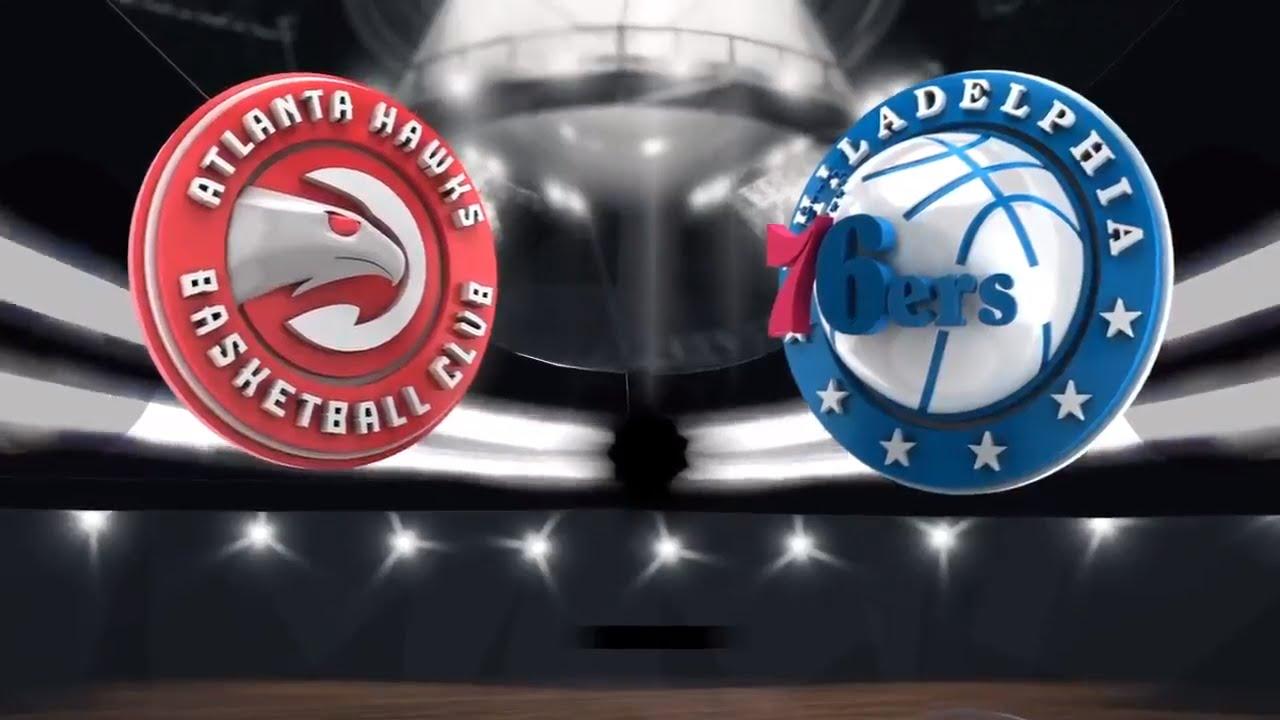 """Résultat de recherche d'images pour """"Philadelphia 76ers vs Atlanta Hawks"""""""