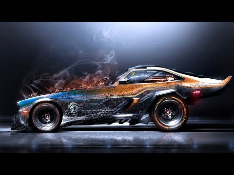 Night of Cars | 🕵 TRAP MUSIC MIX 2017 | Ft. Drop Station