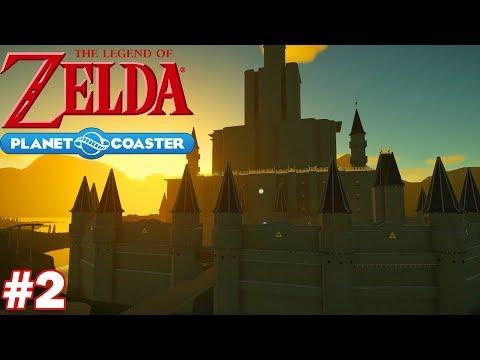 Legend of Zelda Roller Coaster - Part 2 (Not So Great Deku Tree)