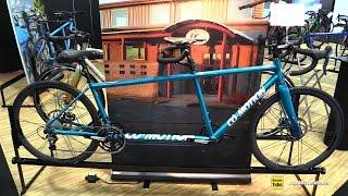 2017 Co Motion Bicycles Carrera Tandem Bike - Walkaround - 2016 Interbike Las Vegas