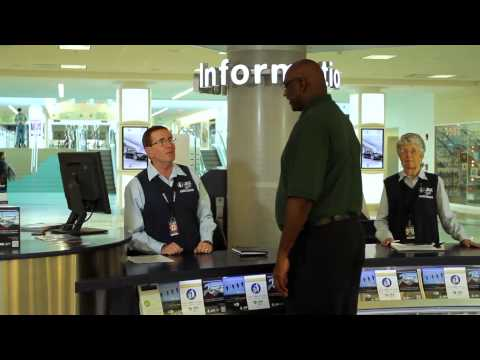 Customer Service at Jacksonville International Airport (JAX)