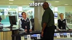 Customer Service at Jacksonville International Airport (JAX)