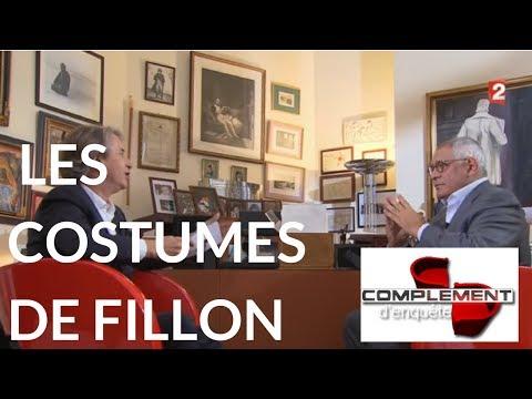 Complément d'enquête: Françafrique, costumes de Fillon... Robert Bourgi se met à table (France 2)