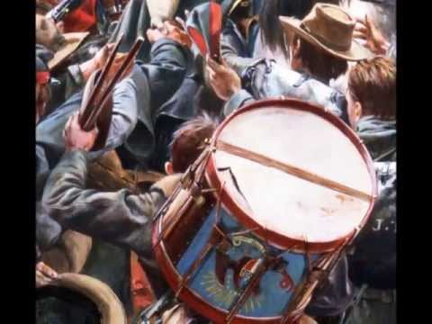 American civil war marches - Fifes and Drums