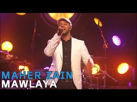 Maher Zain – Mawlaya – Världens Barn 2015 SVT