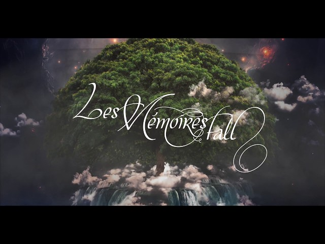 Les Memoires Fall - Creation - Lyric Video Official - Doom Metal