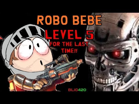 South Park Phone Destroyer. LEVEL 5 Robo Bebe! For The Last Time!