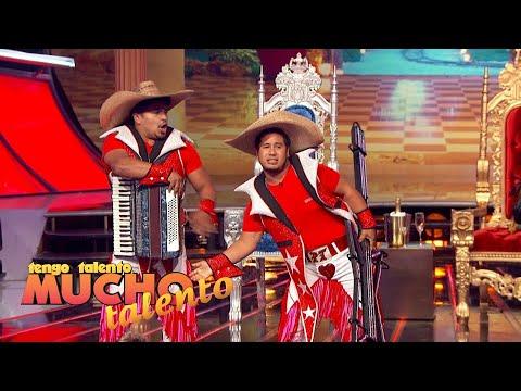 """Los Pelillos de Culiacán """"Comediantes"""" - TTMT 18 Semifinal 3"""