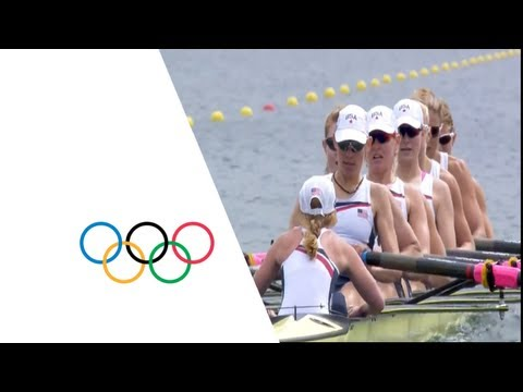 Rowing Women's Eight Final -  Full Replay -- London 2012 Olympic Games