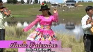 anais palomino la dulce voz de vilcashuaman (huayno 2012)