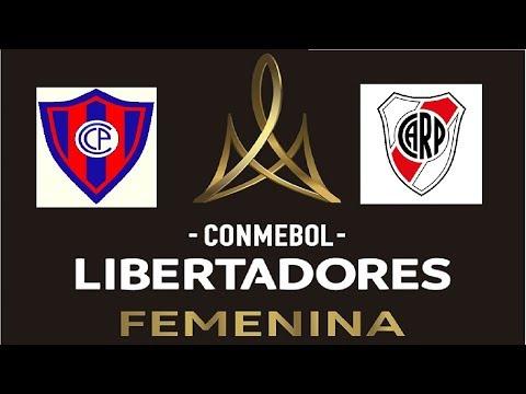 Cerro porteño vs River plate FEMENINO